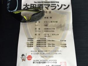 2015大田原記録